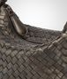 BOTTEGA VENETA DARK BRONZE INTRECCIATO NAPPA SHOULDER BAG Shoulder or hobo bag D ep