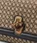 BOTTEGA VENETA ORO BRUCIATO INTRECCIATO KNIT OLIMPIA KNOT BAG Shoulder or hobo bag Woman ep