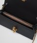 BOTTEGA VENETA NERO INTRECCIATO KNIT KNOT CLUTCH Clutch D dp