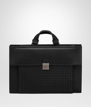 NERO NAPPA BRIEFCASE