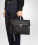 BOTTEGA VENETA NERO NAPPA BRIEFCASE Business bag Man ap