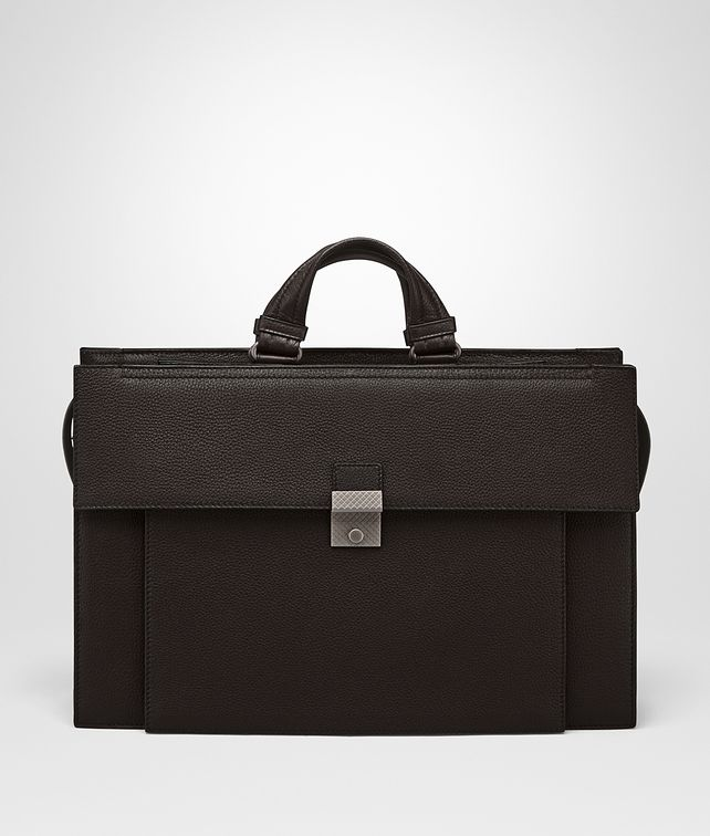 BOTTEGA VENETA ESPRESSO CERVO BRIEFCASE Business bag U fp