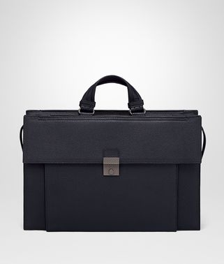 NEW DARK NAVY CERVO BRIEFCASE