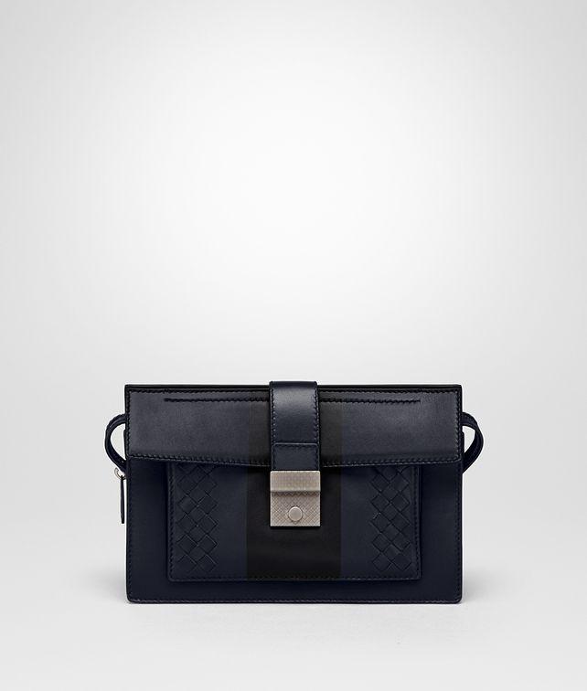 BOTTEGA VENETA TOURMALINE NAPPA DOSSIER DOCUMENT CASE Small bag U fp
