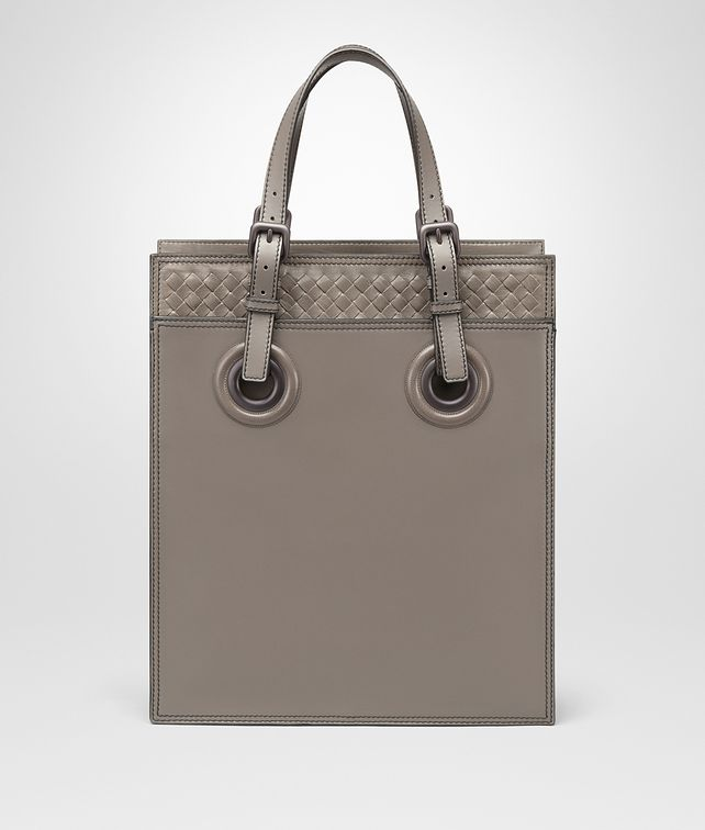 BOTTEGA VENETA STEEL CALF OCULUS TOTE Tote Bag [*** pickupInStoreShippingNotGuaranteed_info ***] fp
