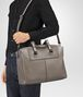 BOTTEGA VENETA STEEL NAPPA OCULUS DUFFEL Tote Bag Man lp