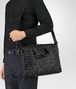 BOTTEGA VENETA NERO INTRECCIATO NAPPA ATLAS BRIEFCASE Business bag Man lp