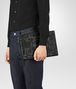 BOTTEGA VENETA NERO INTRECCIATO NAPPA ATLAS DOCUMENT CASE Small bag U ap