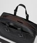 BOTTEGA VENETA NERO CALF OCULUS DUFFEL Tote Bag Man dp