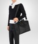 BOTTEGA VENETA NERO CALF OCULUS DUFFEL Tote Bag Man lp