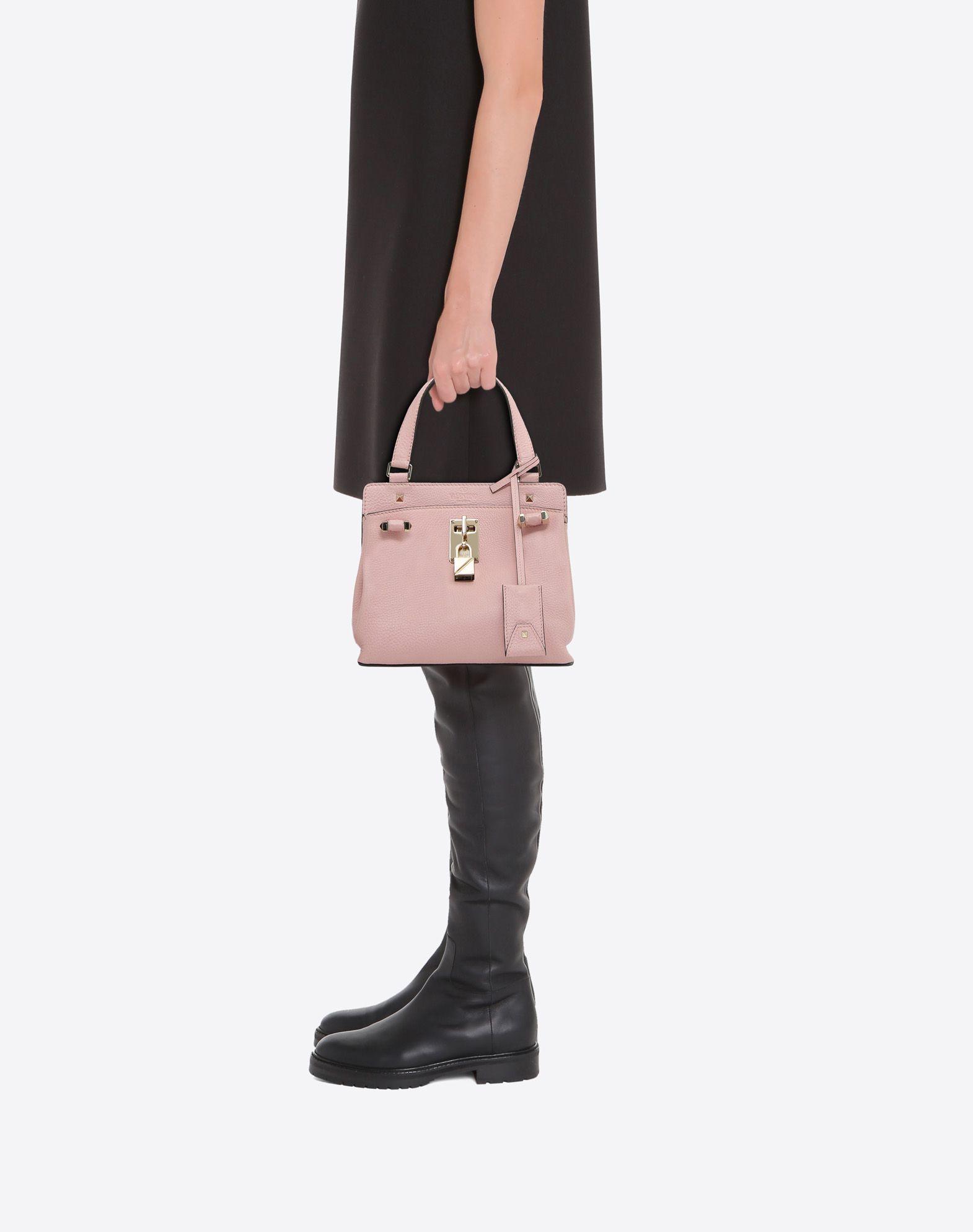 VALENTINO GARAVANI Joylock Small Handle Bag HANDBAG D a