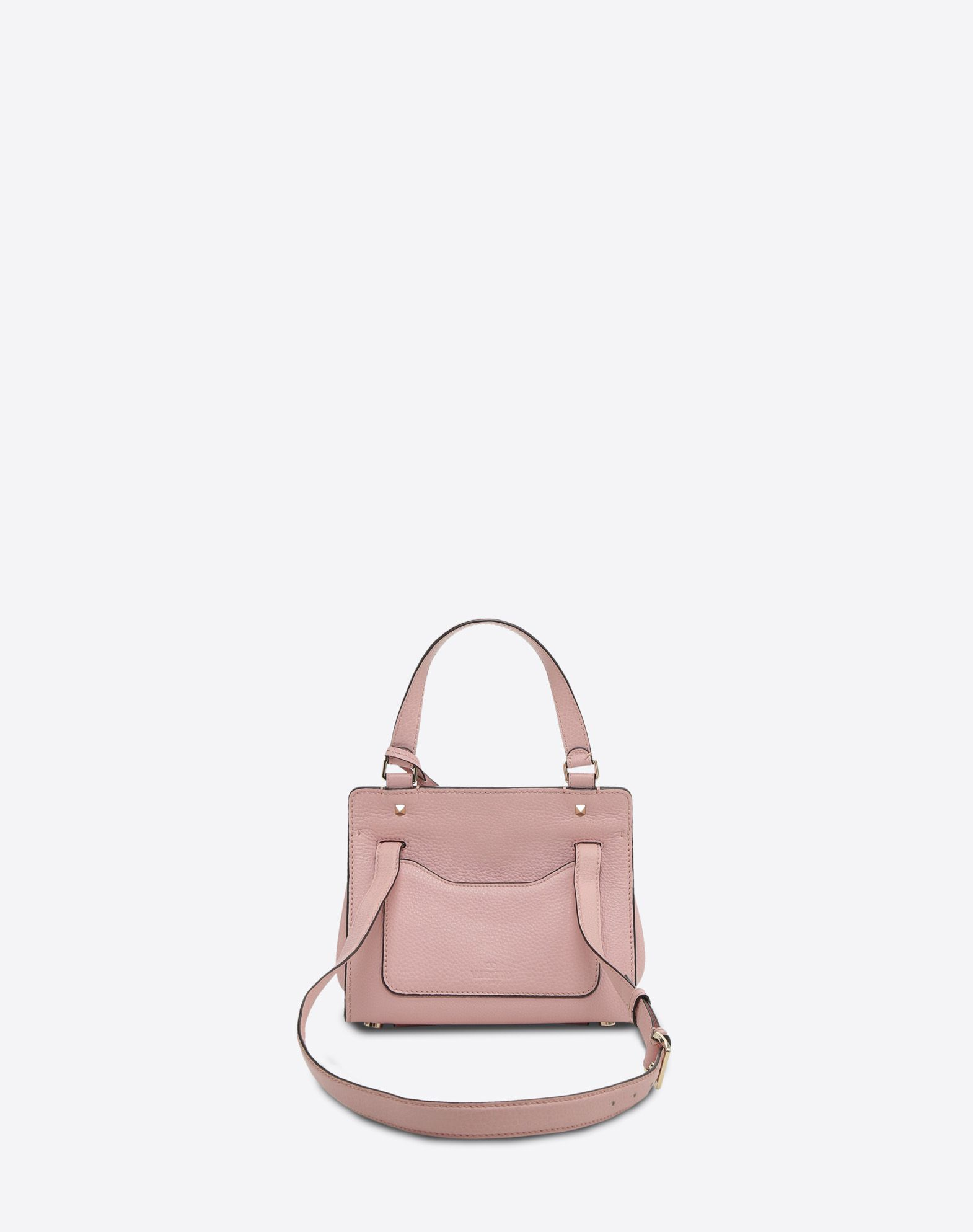 VALENTINO GARAVANI Joylock Small Handle Bag HANDBAG D d