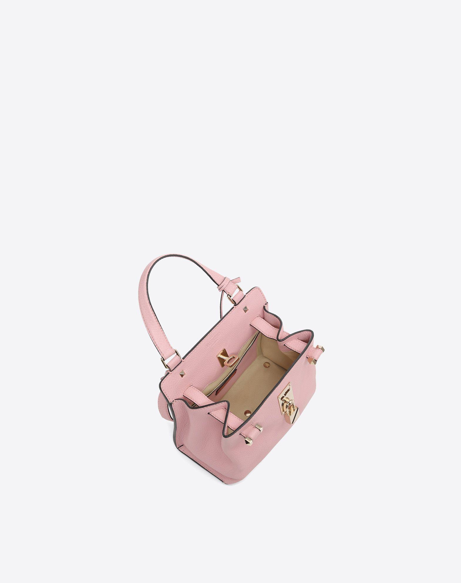 VALENTINO GARAVANI Joylock Small Handle Bag HANDBAG D e