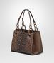 BOTTEGA VENETA DARK CALVADOS INTRECCIATO NAPPA SHOULDER BAG Shoulder Bag Woman rp