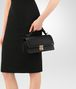 BOTTEGA VENETA NERO INTRECCIATO NAPPA TOP HANDLE BAG Top Handle Bag Woman ap
