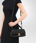 BOTTEGA VENETA NERO INTRECCIATO NAPPA TOP HANDLE BAG Top Handle Bag Woman lp