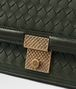 BOTTEGA VENETA MOSS INTRECCIATO NAPPA TOP HANDLE BAG Top Handle Bag D ep