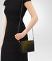 BOTTEGA VENETA MOSS GOAT MINI MONTEBELLO BAG Clutch D lp