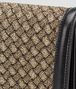 BOTTEGA VENETA ORO BRUCIATO INTRECCIATO KNIT MINI MONTEBELLO BAG Clutch D ep