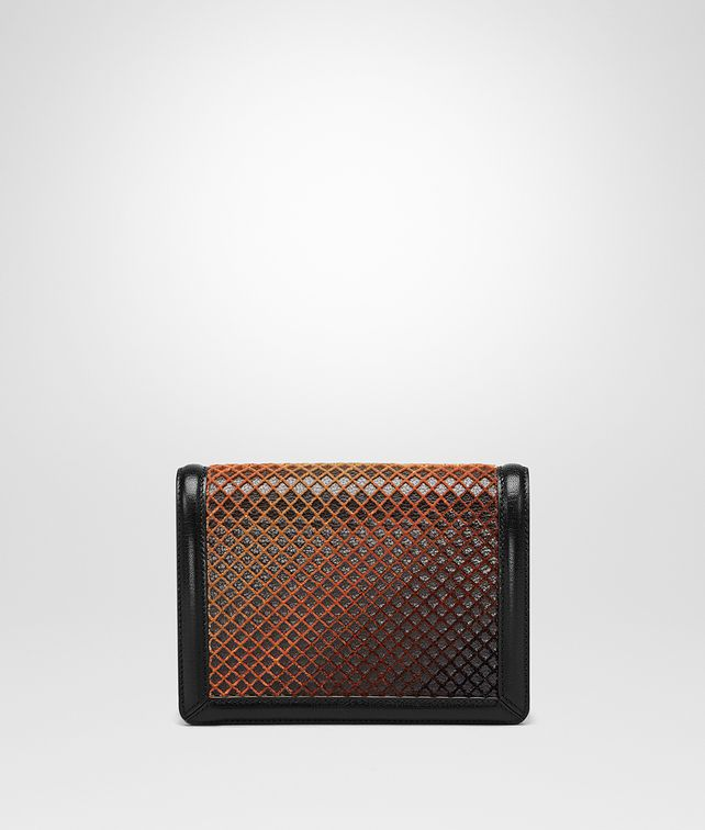 BOTTEGA VENETA CALVADOS GOAT MINI MONTEBELLO BAG Clutch D fp