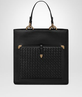 NERO NAPPA TOSCANA BAG