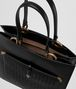 BOTTEGA VENETA TOSCANA TASCHE AUS NAPPA IN NERO Shopper D dp