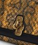 BOTTEGA VENETA OCRE KARUNG OLIMPIA KNOT BAG Shoulder or hobo bag D ep