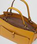 BOTTEGA VENETA BORSA SHOPPING IN NAPPA OCRE Borsa Shopping Donna dp