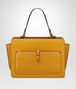 BOTTEGA VENETA BORSA SHOPPING IN NAPPA OCRE Borsa Shopping Donna fp