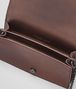 BOTTEGA VENETA DARK COPPER INTRECCIATO NAPPA MINI MONTEBELLO BAG Clutch Woman dp