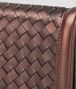 BOTTEGA VENETA DARK COPPER INTRECCIATO NAPPA MINI MONTEBELLO BAG Clutch D ep