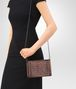BOTTEGA VENETA DARK COPPER INTRECCIATO NAPPA MINI MONTEBELLO BAG Clutch D lp