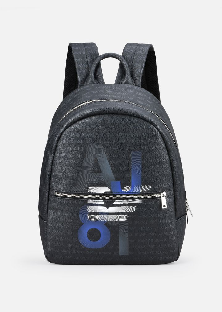 check out 46230 bc7b1 Backpack   Man   Armani Collezioni Jeans