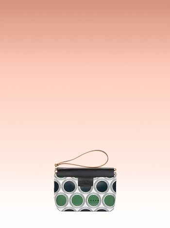 Marni Small clutch with Paillette print Man
