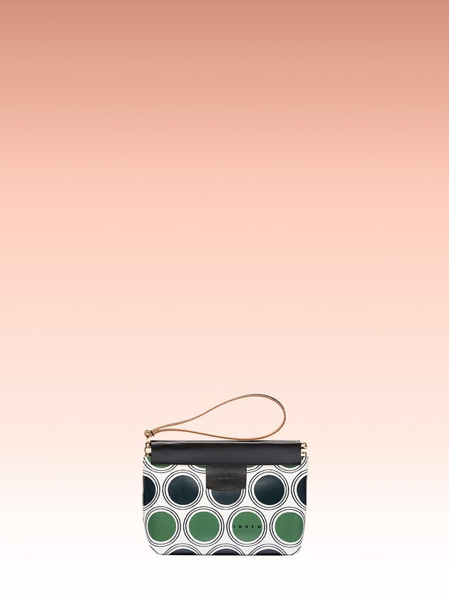 Clutch Small With Marni Print Paillette P6rx6d7