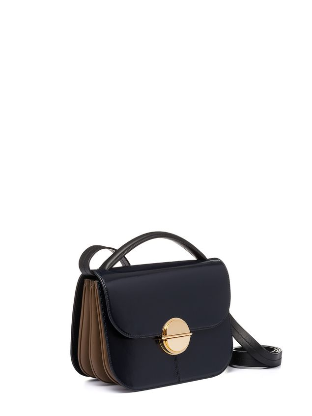 Marni TUK bag in glossy calfskin Woman - 2