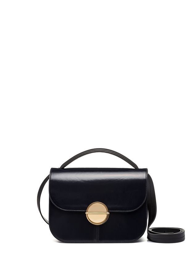 Marni TUK bag in glossy calfskin Woman - 1