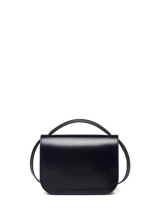 Marni TUK bag in glossy calfskin Woman - 3