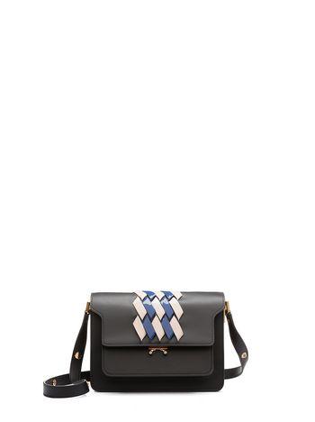 Marni TRUNK bag bi-coloured application Woman