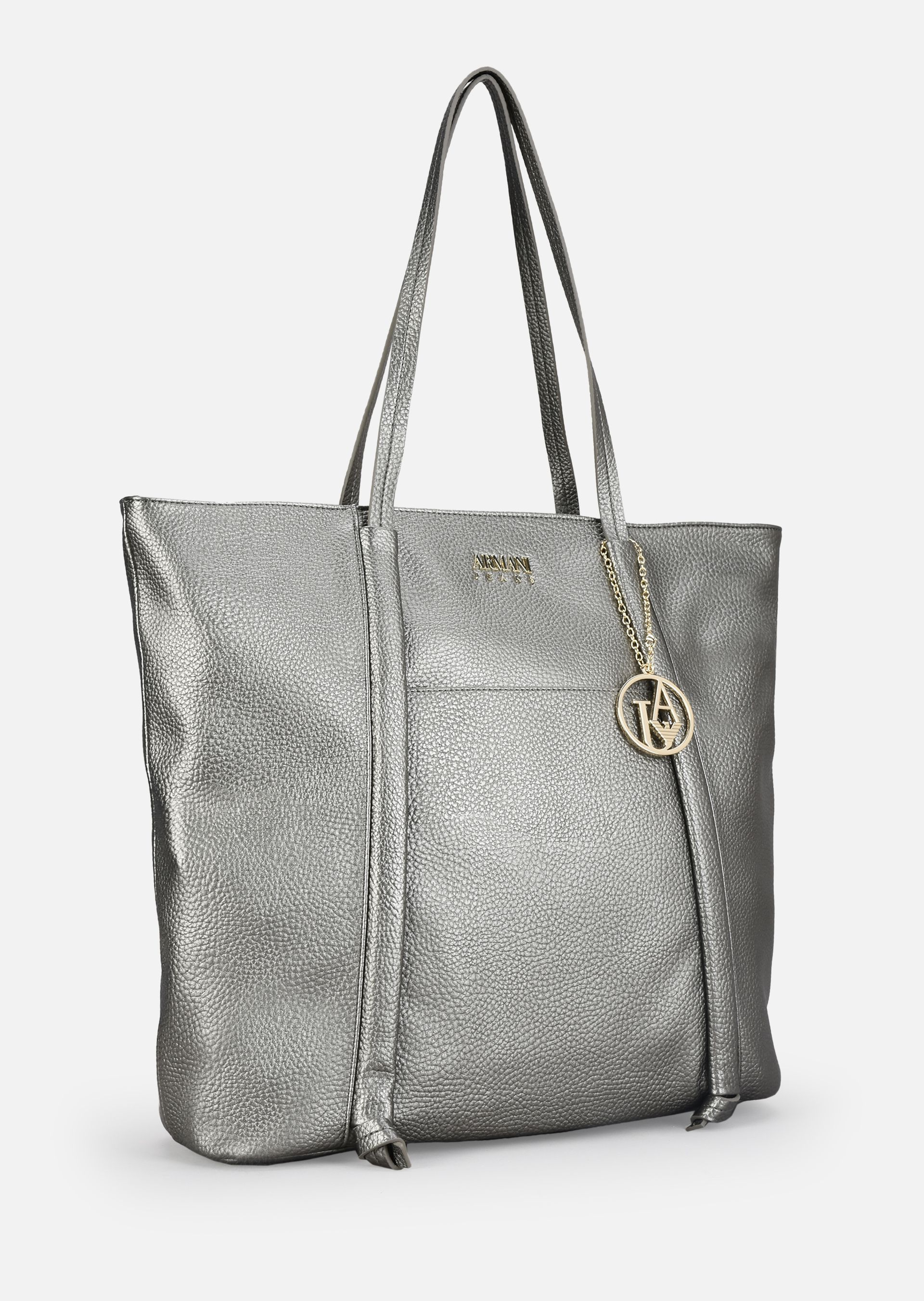 Sac D'emballage En Vente, Blanc, Polyester, 2017, Une Taille Armani