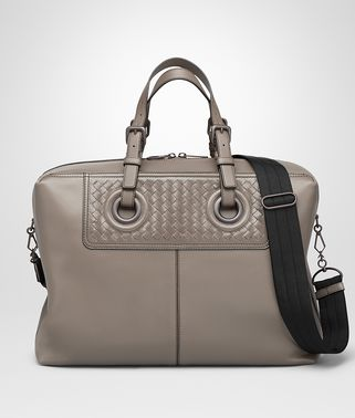 STEEL CALF DUFFLE