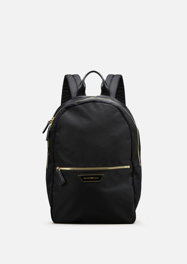NYLON BACKPACK   Woman   Emporio Armani d90142b11d