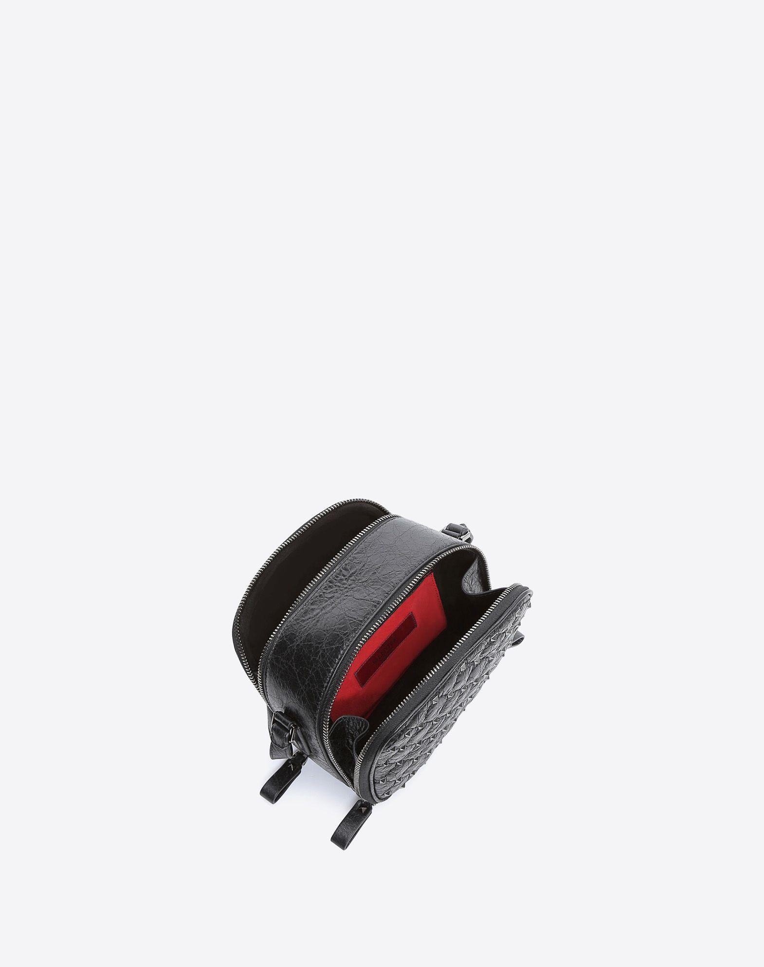 VALENTINO GARAVANI Rockstud Spike Camera Bag Shoulder bag D e