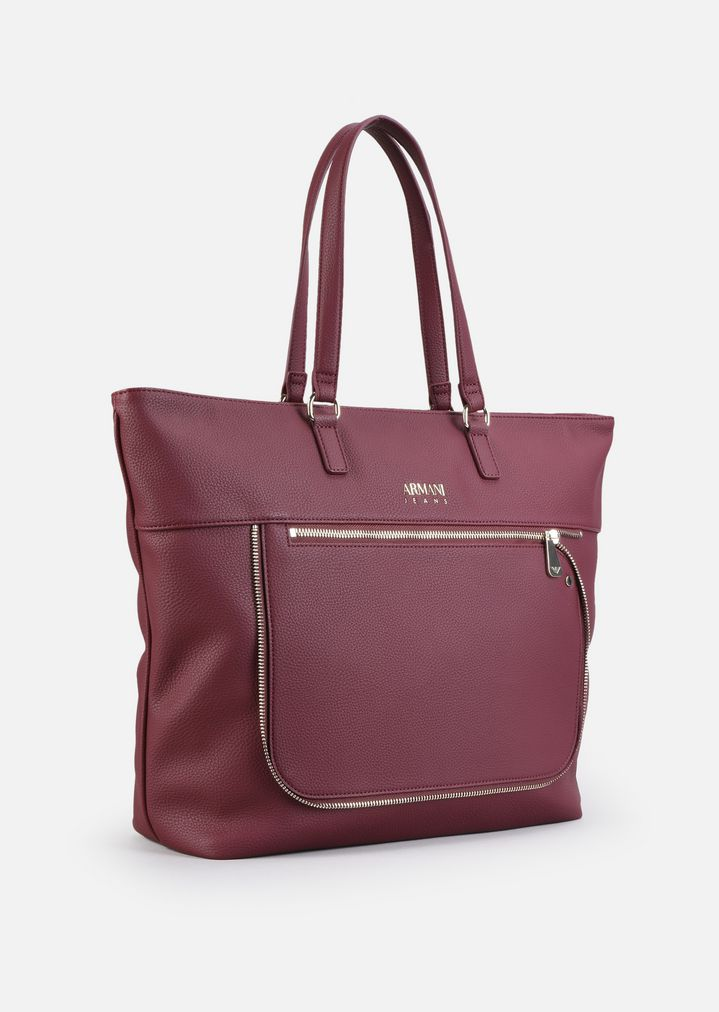d22a46c5e05c SHOPPING BAG WITH ZIP
