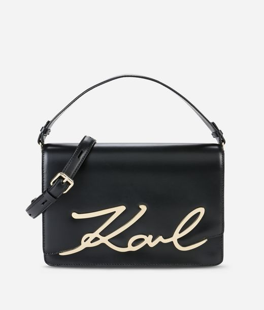 KARL LAGERFELD K/Signature Big Shoulderbag 12_f