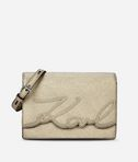 KARL LAGERFELD K/Signature Metallic Shoulderbag 8_f