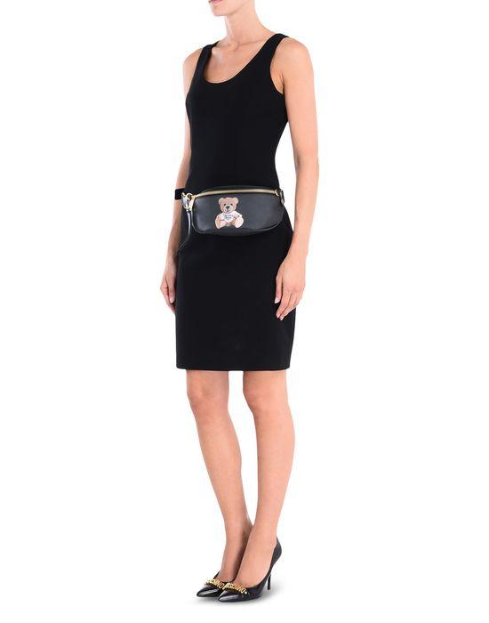 Bum bag Woman MOSCHINO