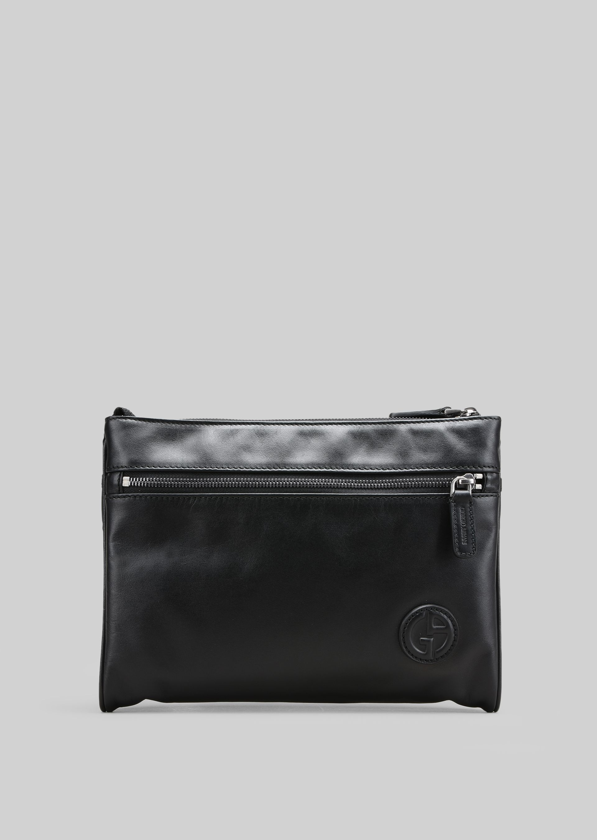 POCHETTE PORTE DOCUMENTS Homme Giorgio Armani - Pochette porte document