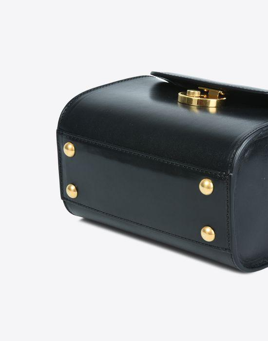 MAISON MARGIELA Mini calfskin 'Replica' bag Handbag Woman d