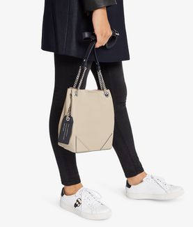 KARL LAGERFELD K/SLOUCHY SMALL DRAWSTRING